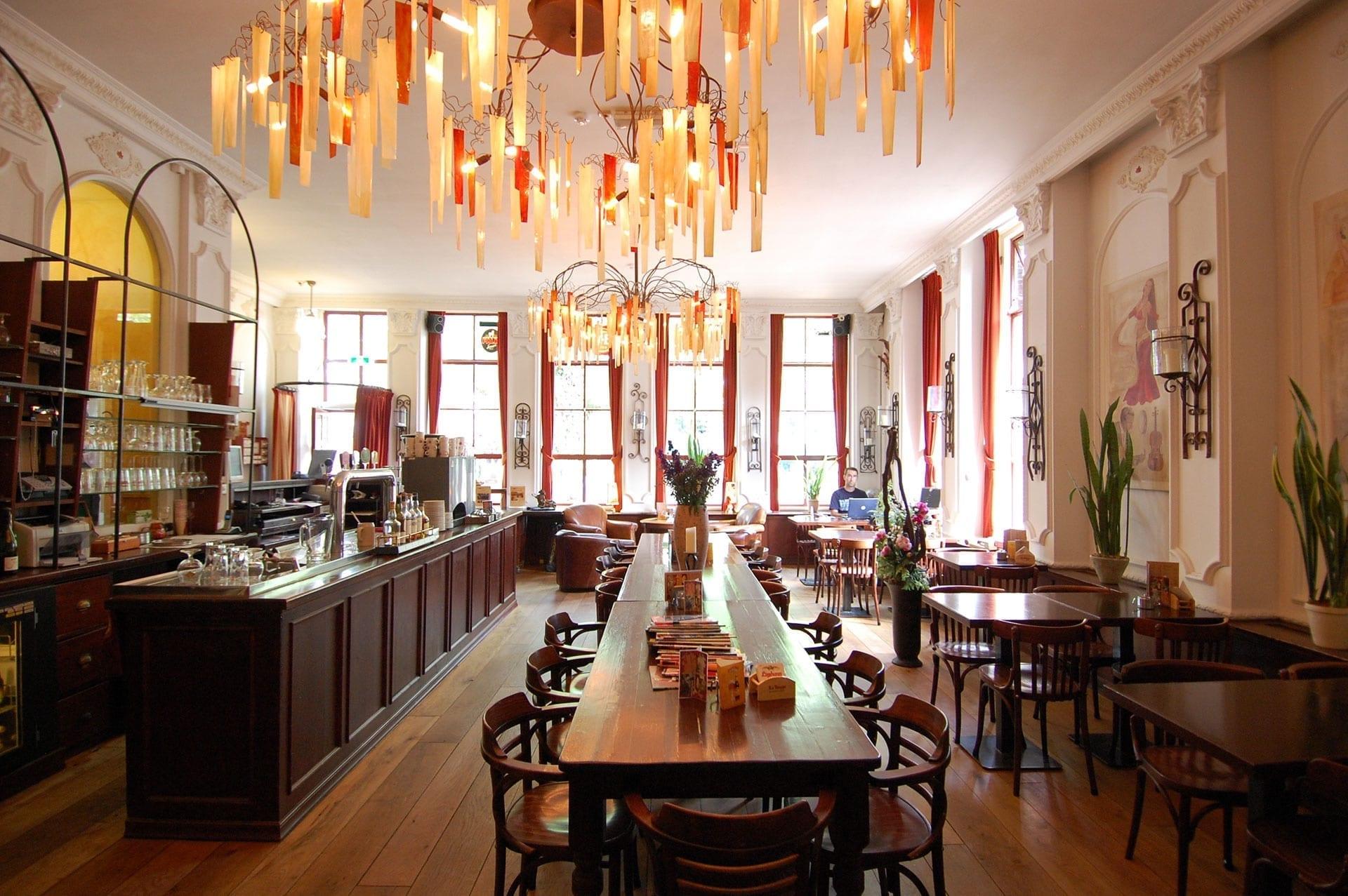 Hotel de Plataan | Cafe