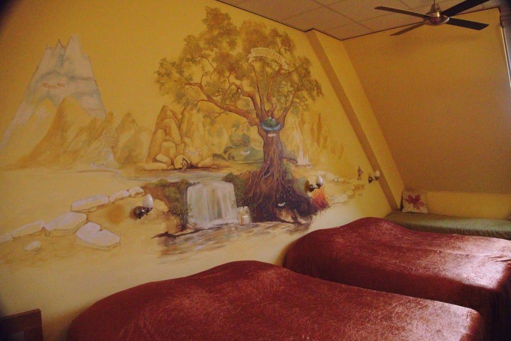 Familiekamer Yggdrasil