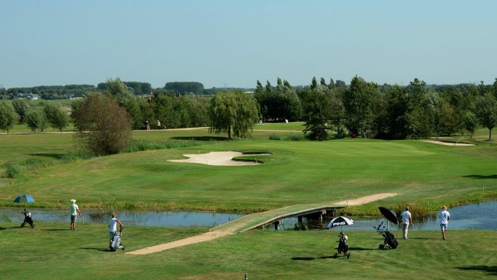 Delfland Golf Arrangement