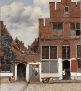 johannes vermeer painting
